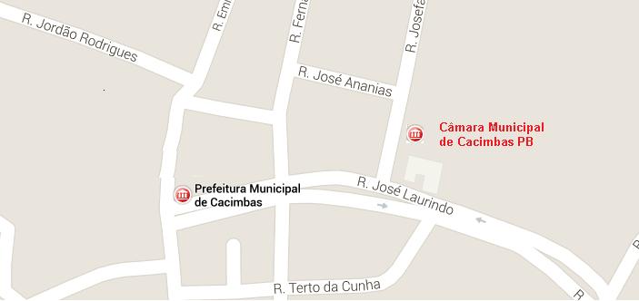 mapa camara