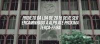 Projeto da LOA de 2015 deve ser encaminhado à ALPB até próxima terça-feira